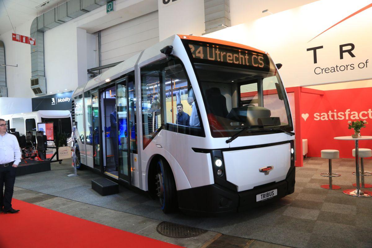 Tribus electric midibus