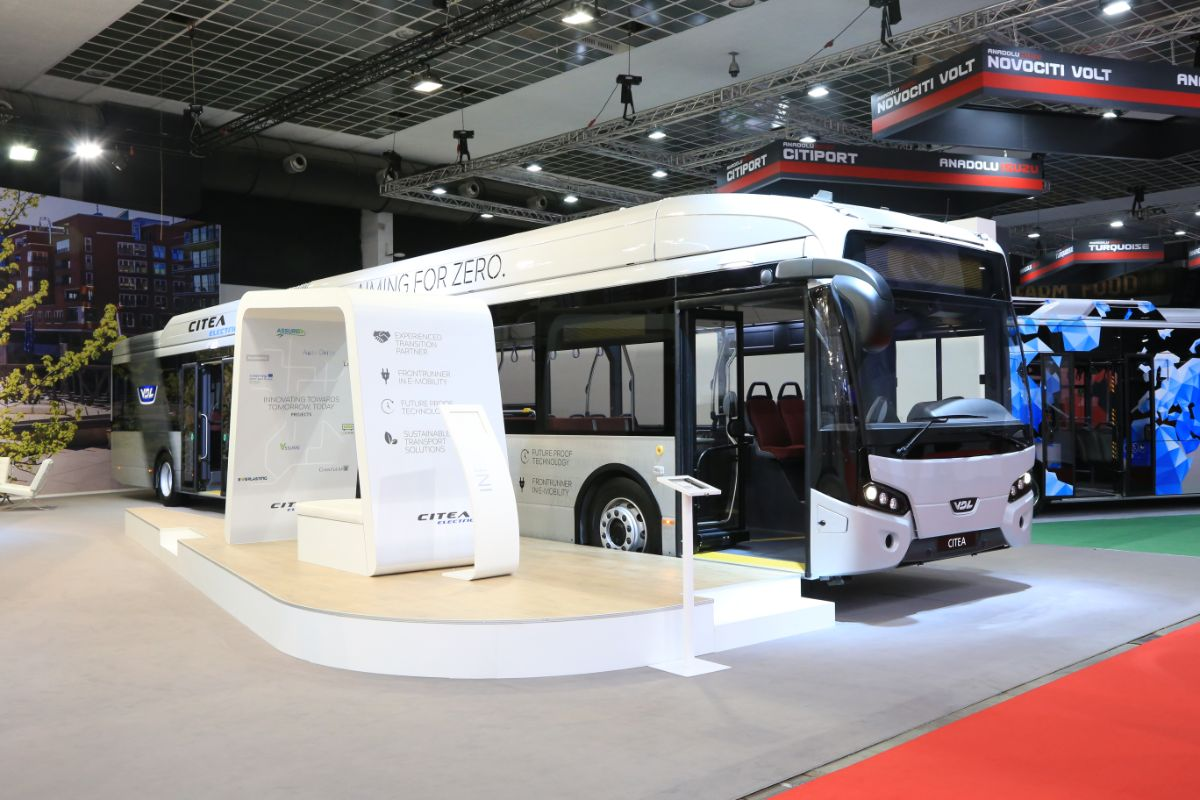VDL Citea artic electric