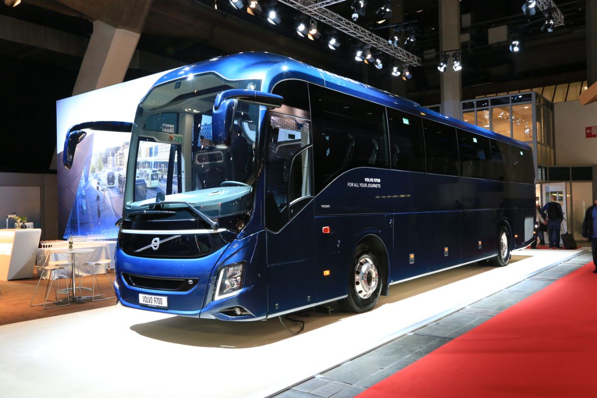 Volvo 9700 (2 axle)