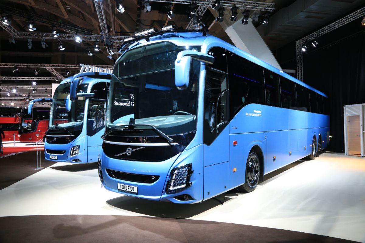 Volvo 9700 (3 axle)