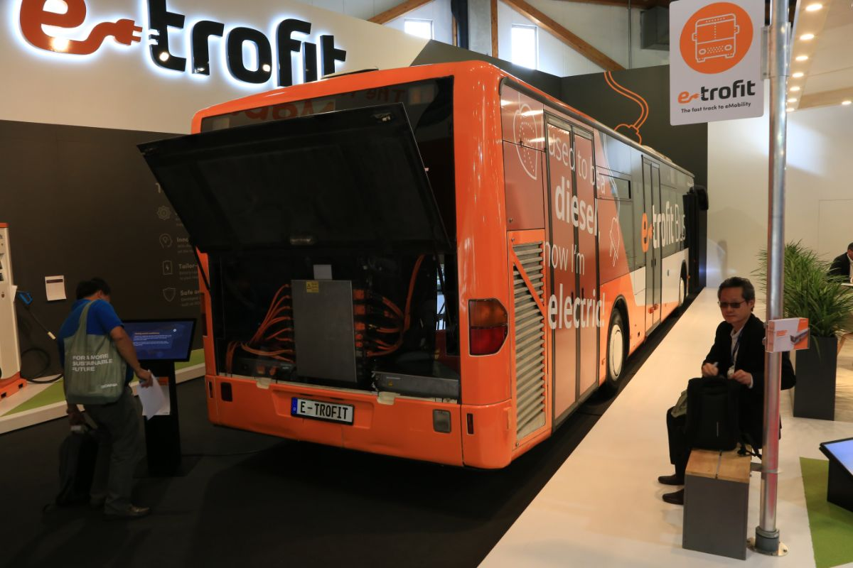 e-trofit Citaro electric