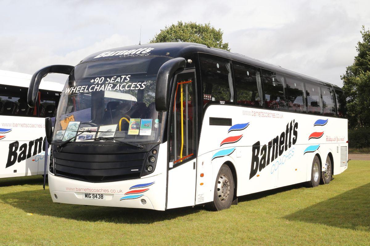 Barnett's Levante
