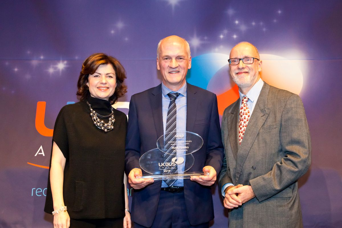 Services to the Industry Award - Mark Fowles – Nottingham City Transport