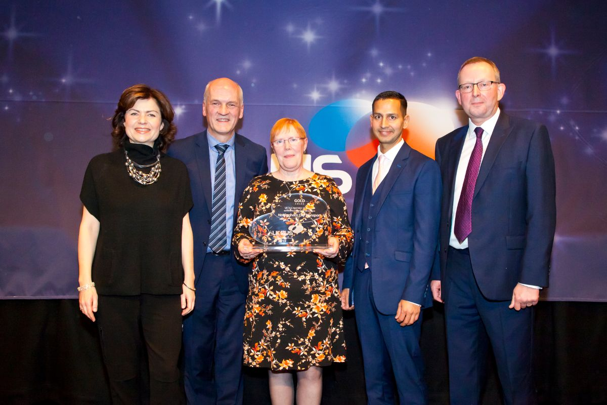 UK Bus Operator of the Year sponsored by Gallagher and QBE Insurance - Nottingham City Transport