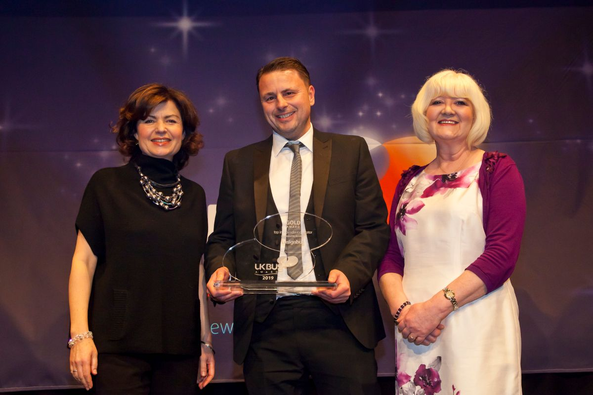 Top Independent Operator sponsored by Omnibus - Ensignbus