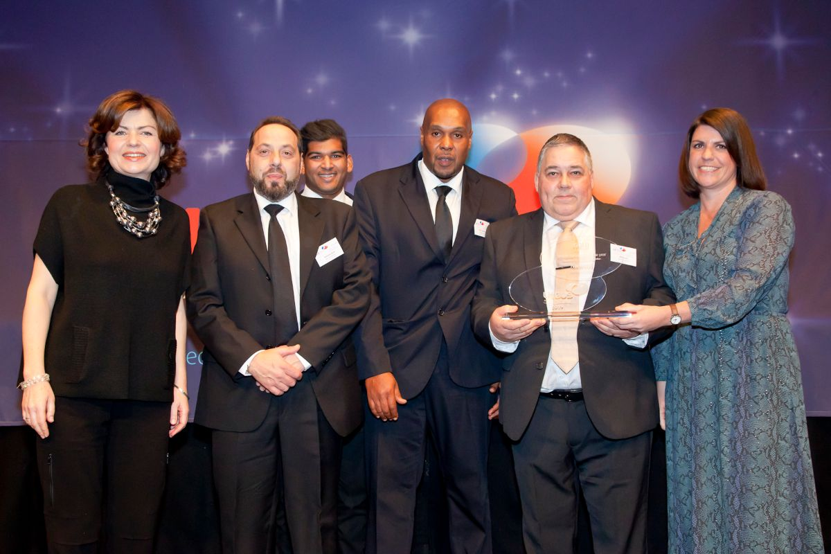 London Bus Garage of the Year sponsored by TfL - Norwood, Arriva London