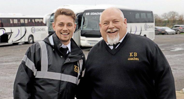 KB Coaches – no worries