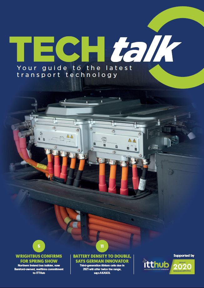 Download a copy of the Tech Talk supplement, January 2020