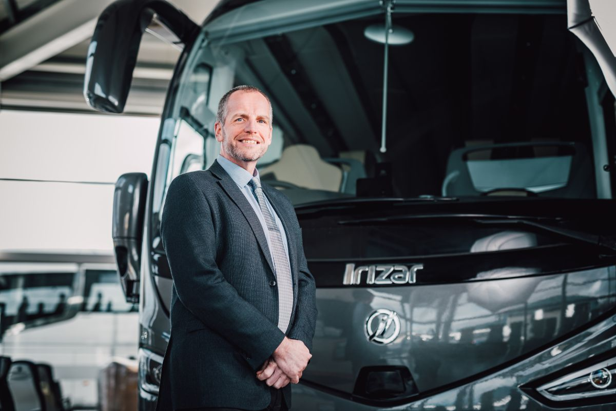 Irizar (UK) gets new MD
