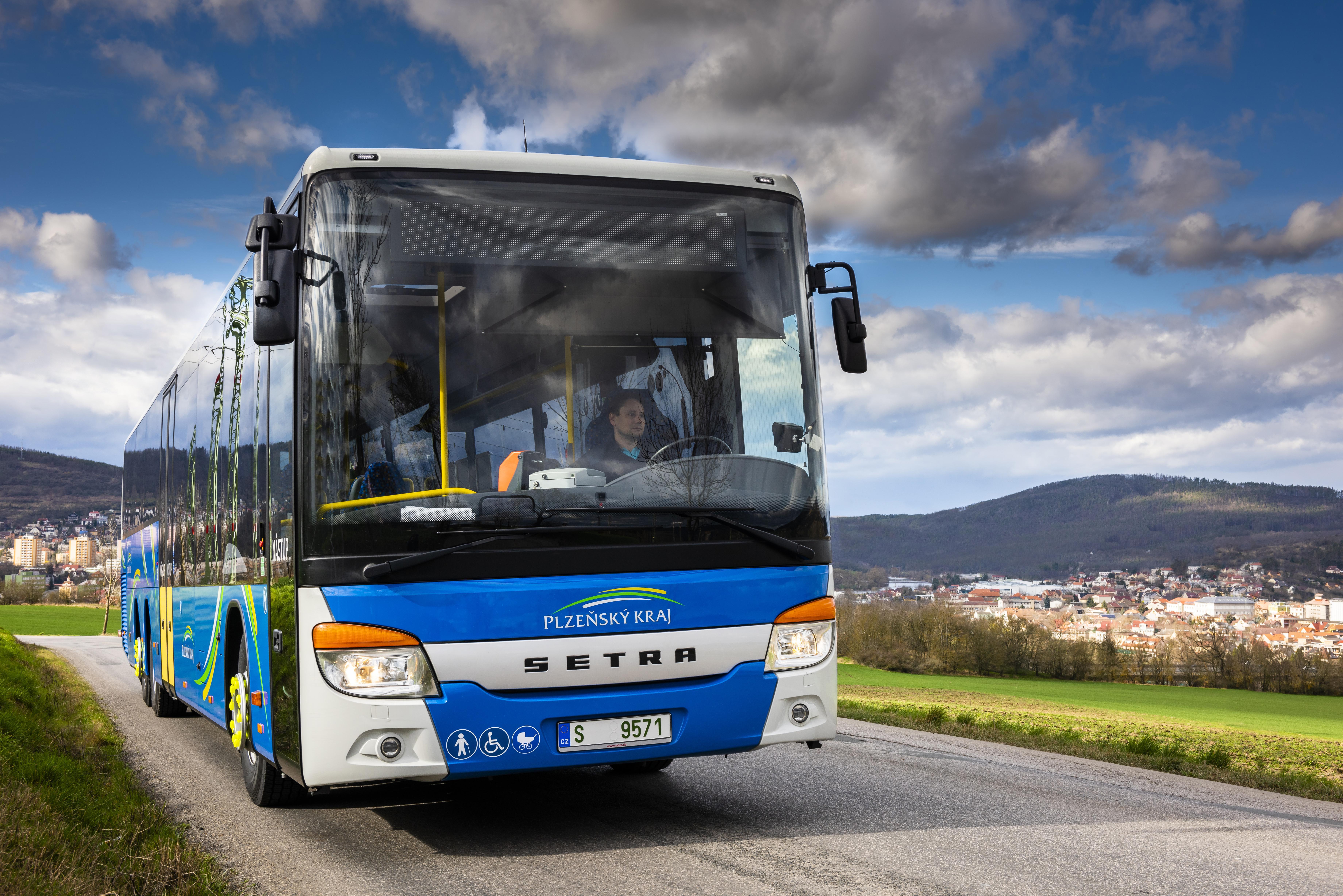 Arriva starts new Czech service