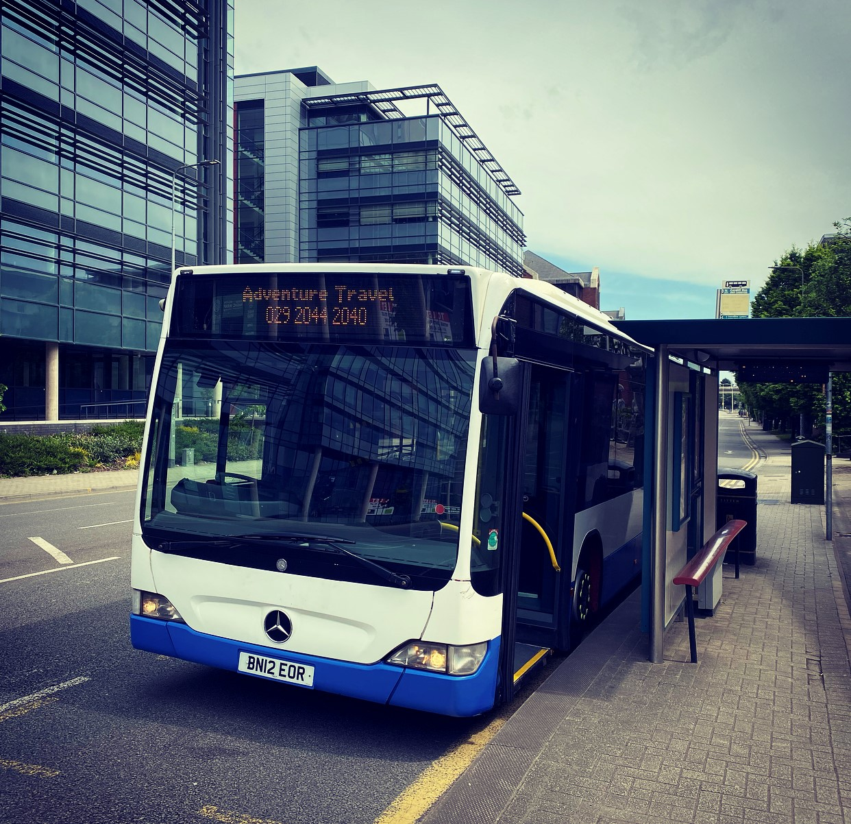 NAT Group to reinstate key bus route