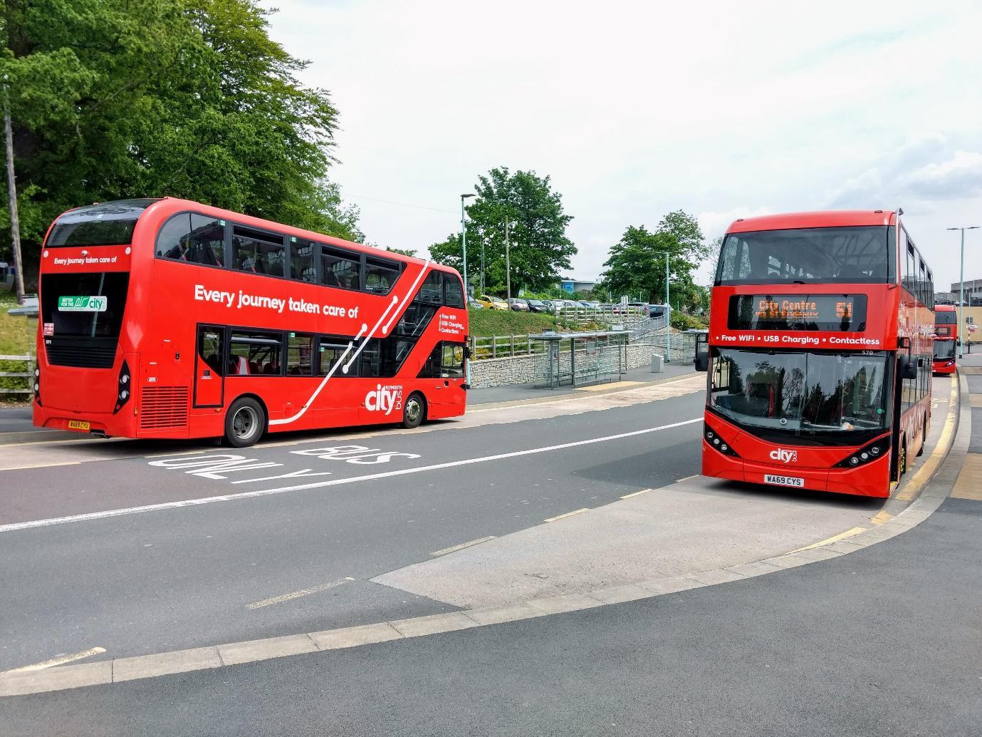 Omnibus helps Plymouth Citybus adapt