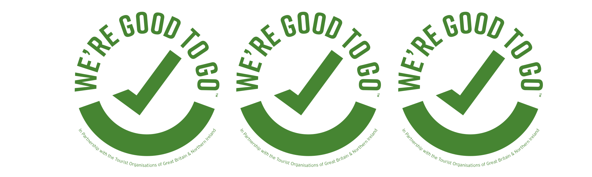 'We're Good To Go' scheme launched