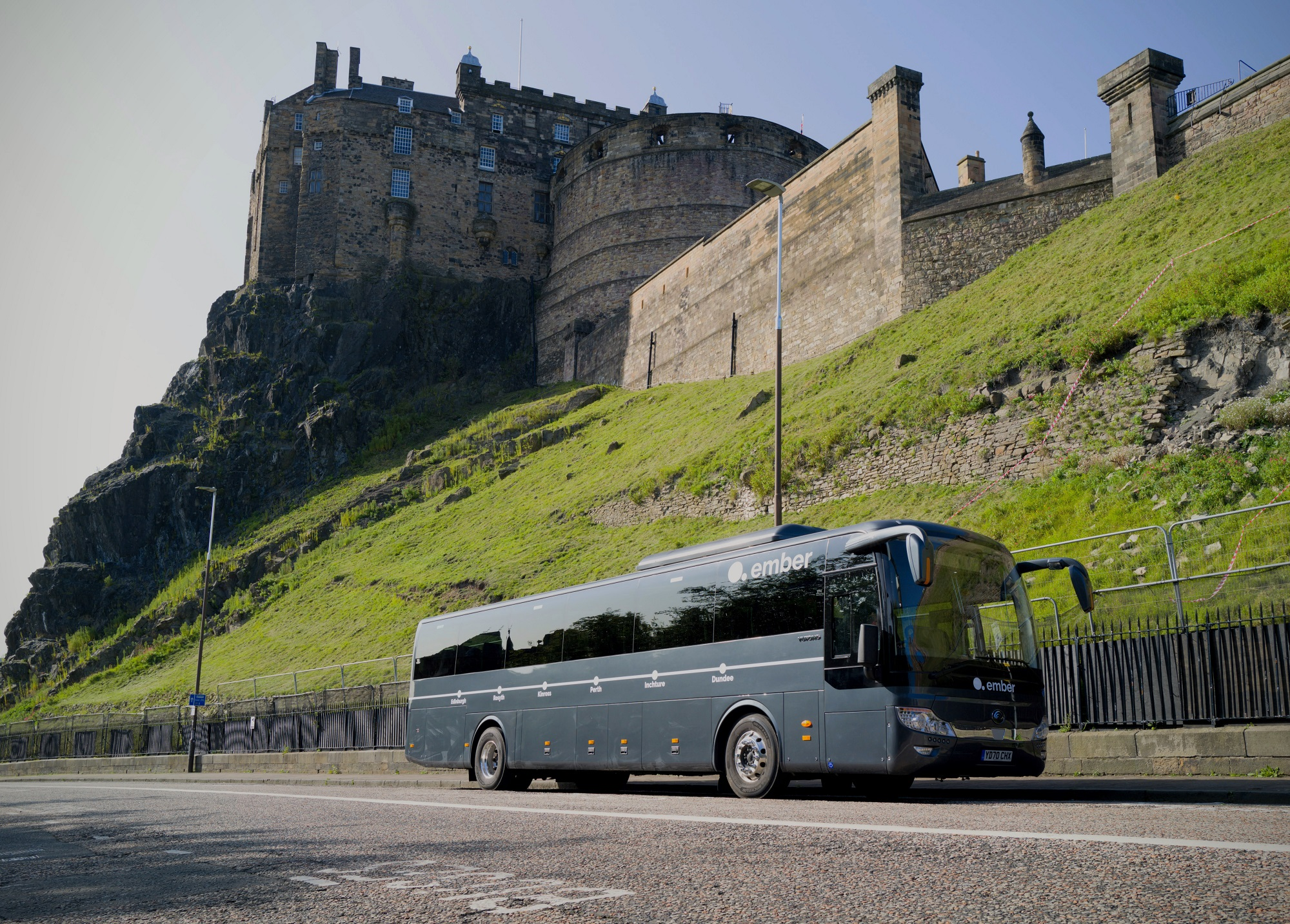 Ember's second electric coach secured through CBILS