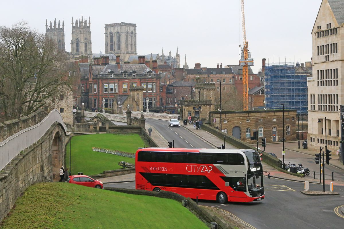 Building buses back better
