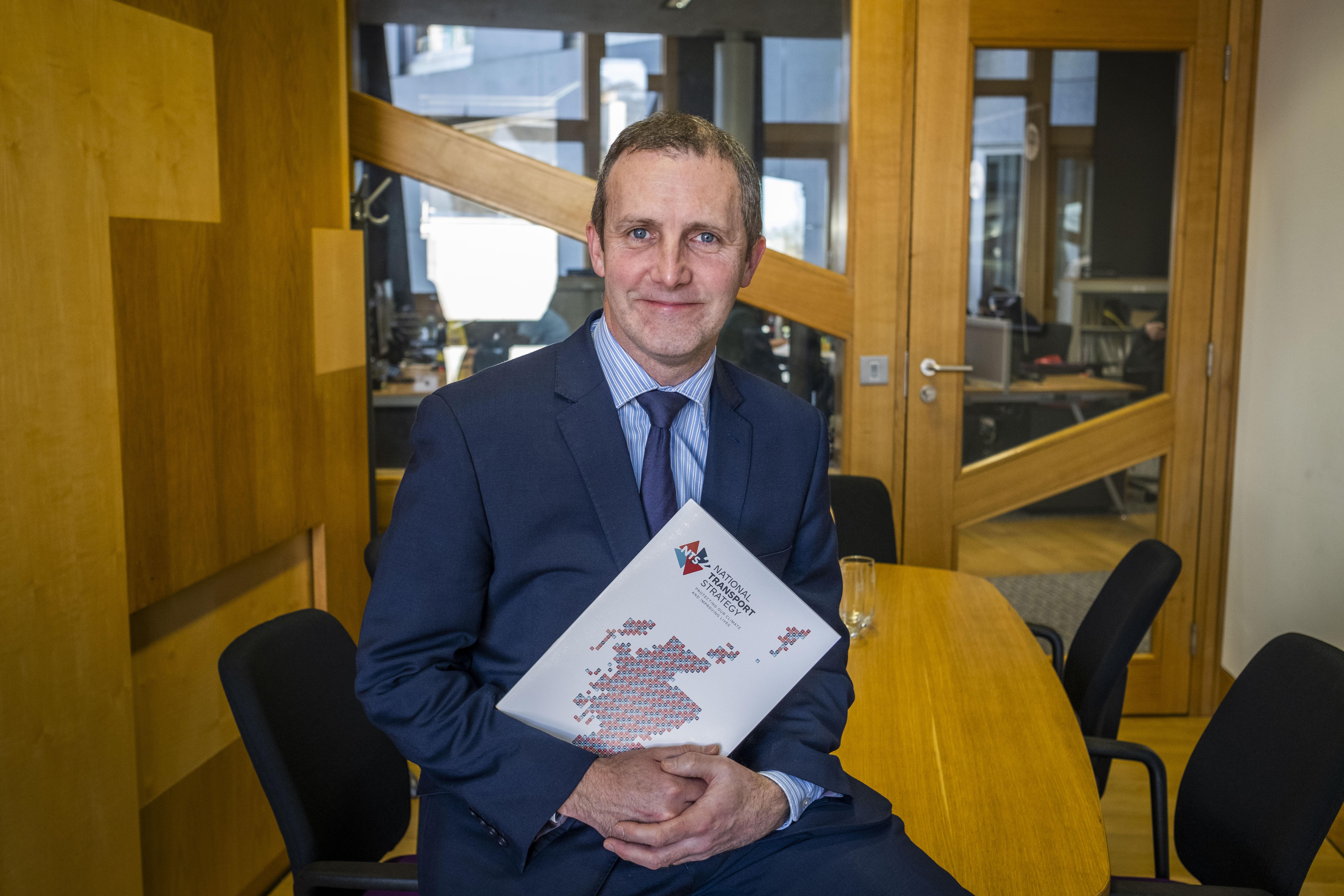 Scotland to encourage public transport use post-pandemic