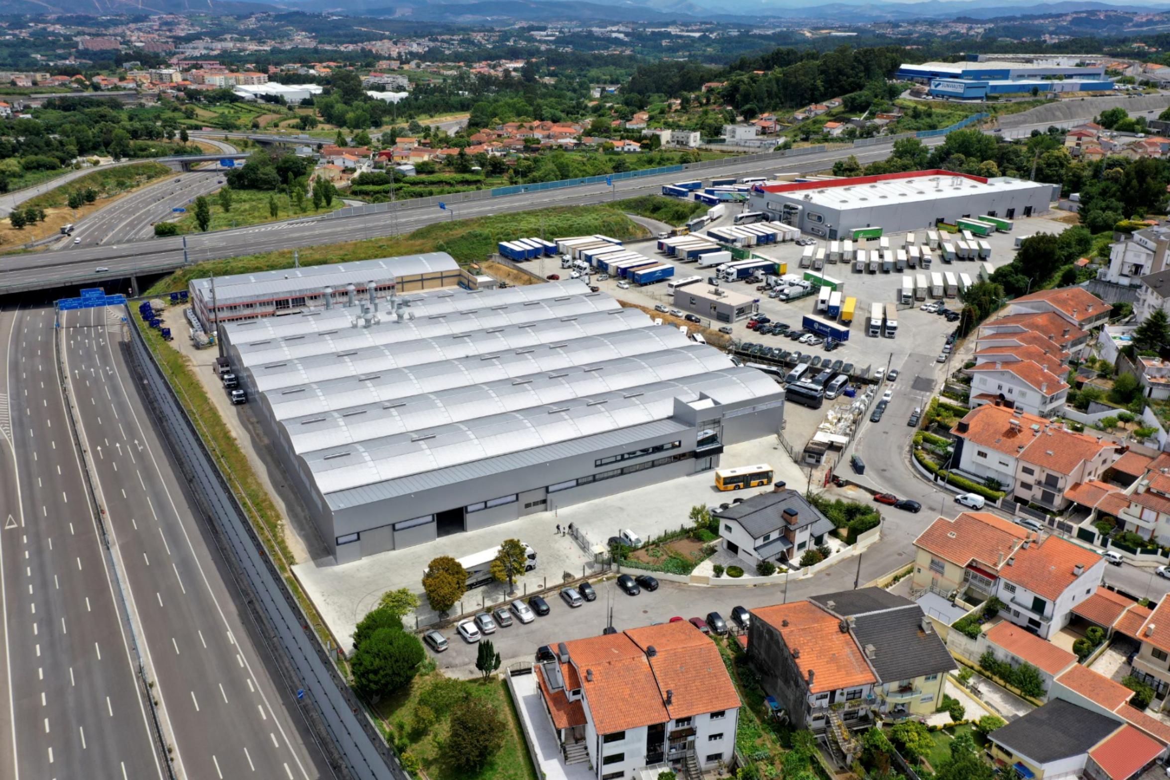 UNVI renovates Porto facility