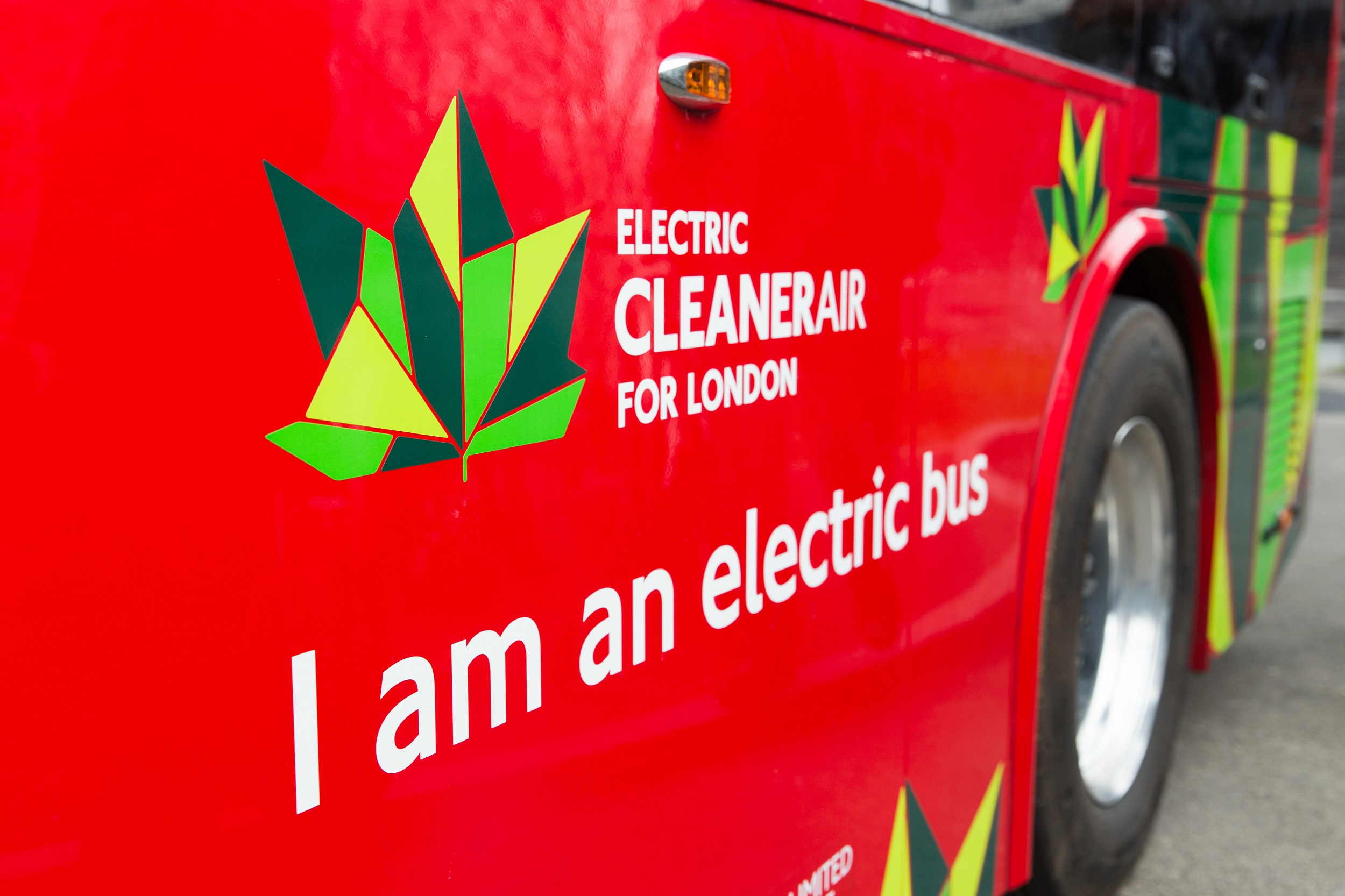 All TfL buses now meet ULEZ standards