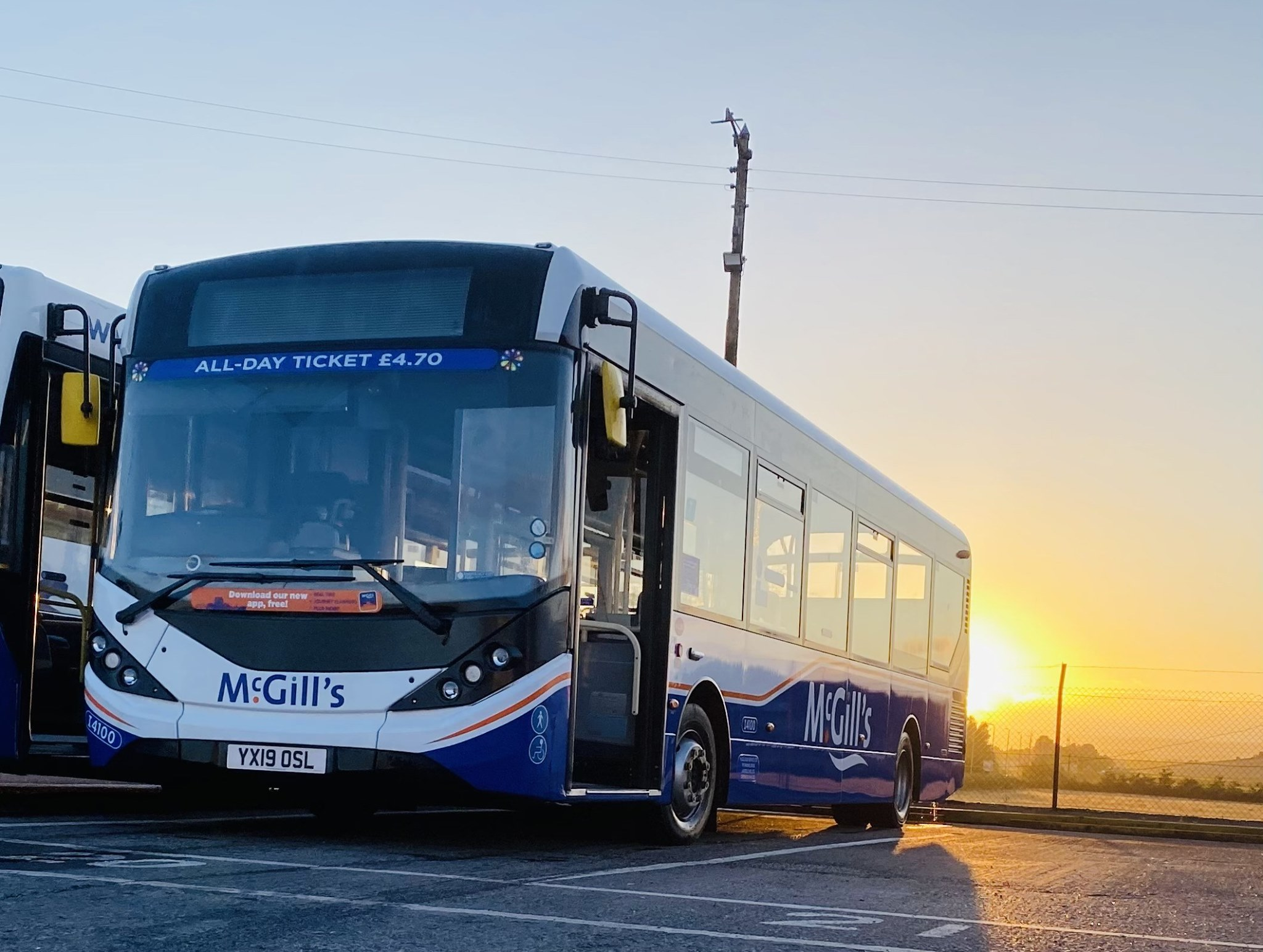 McGill's invests £17.5m in ADL and Yutong electric buses
