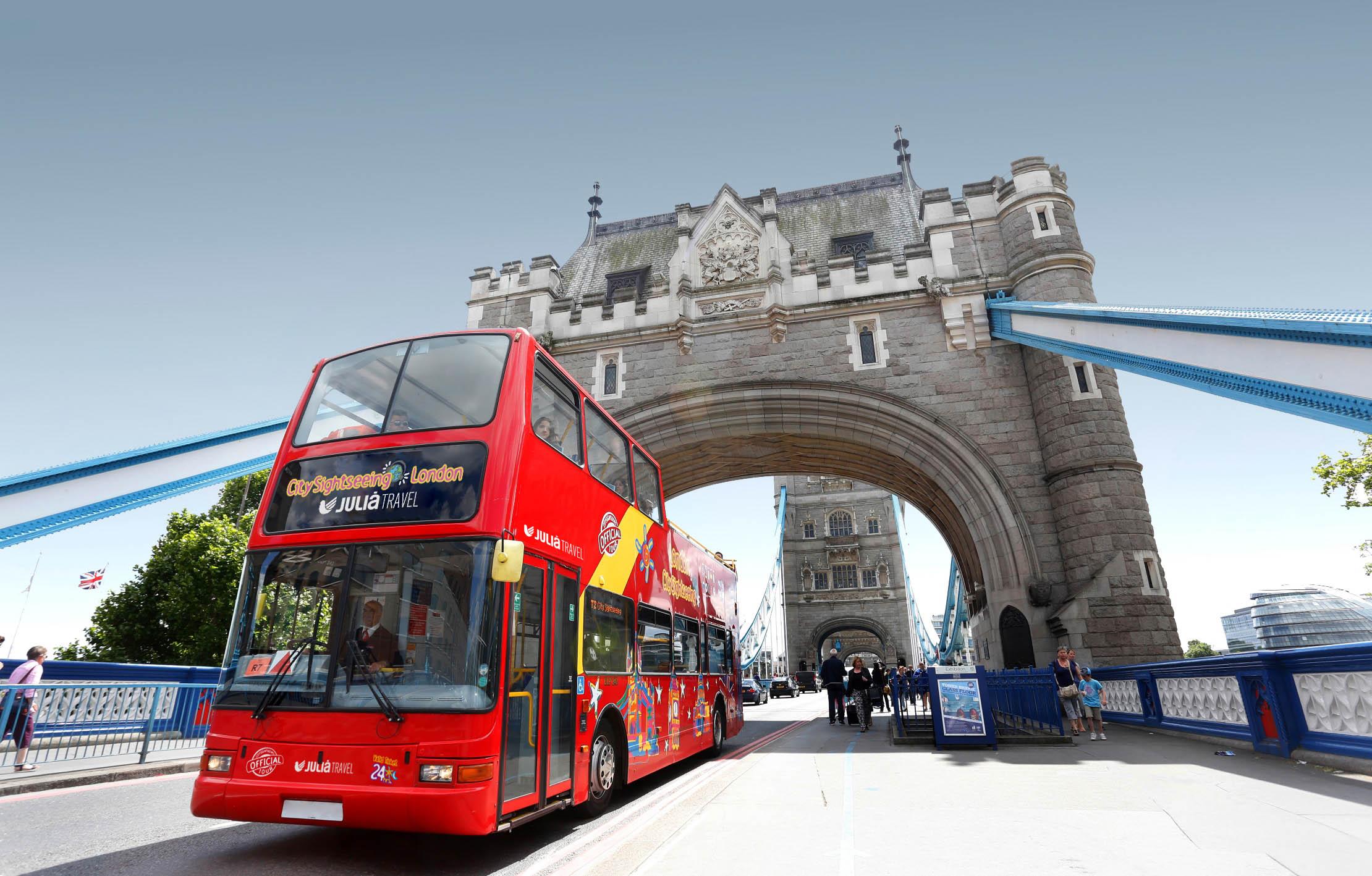 London open-top market gets third operator