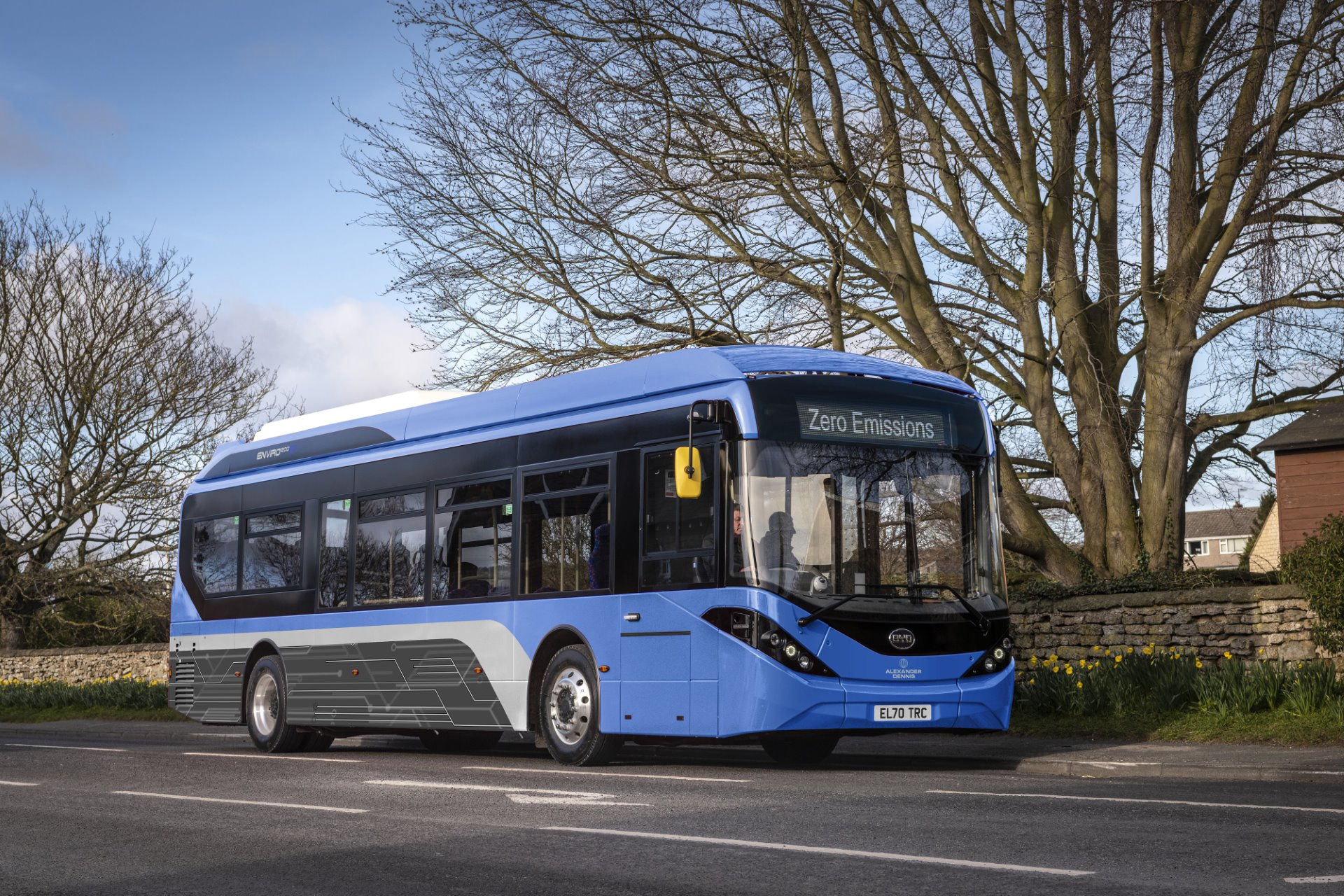 ADL bus models to be built in Australia under licence