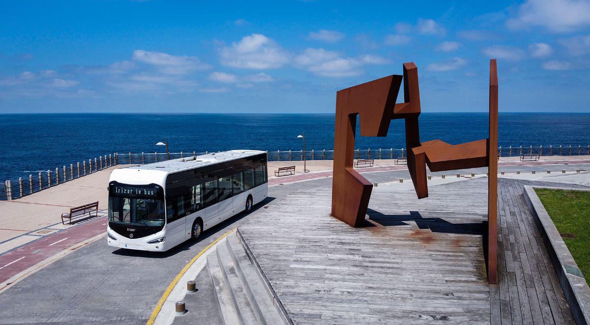Irizar lands e-bus agreement with Paris