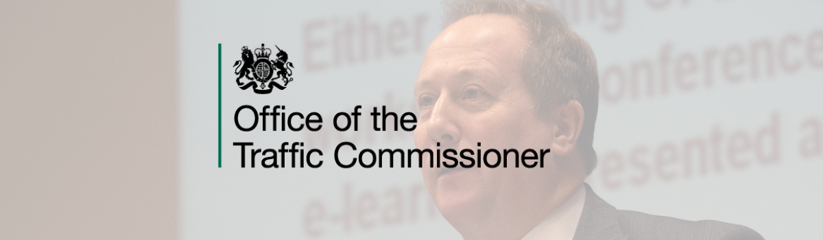 Traffic Commissioner role to be overhauled