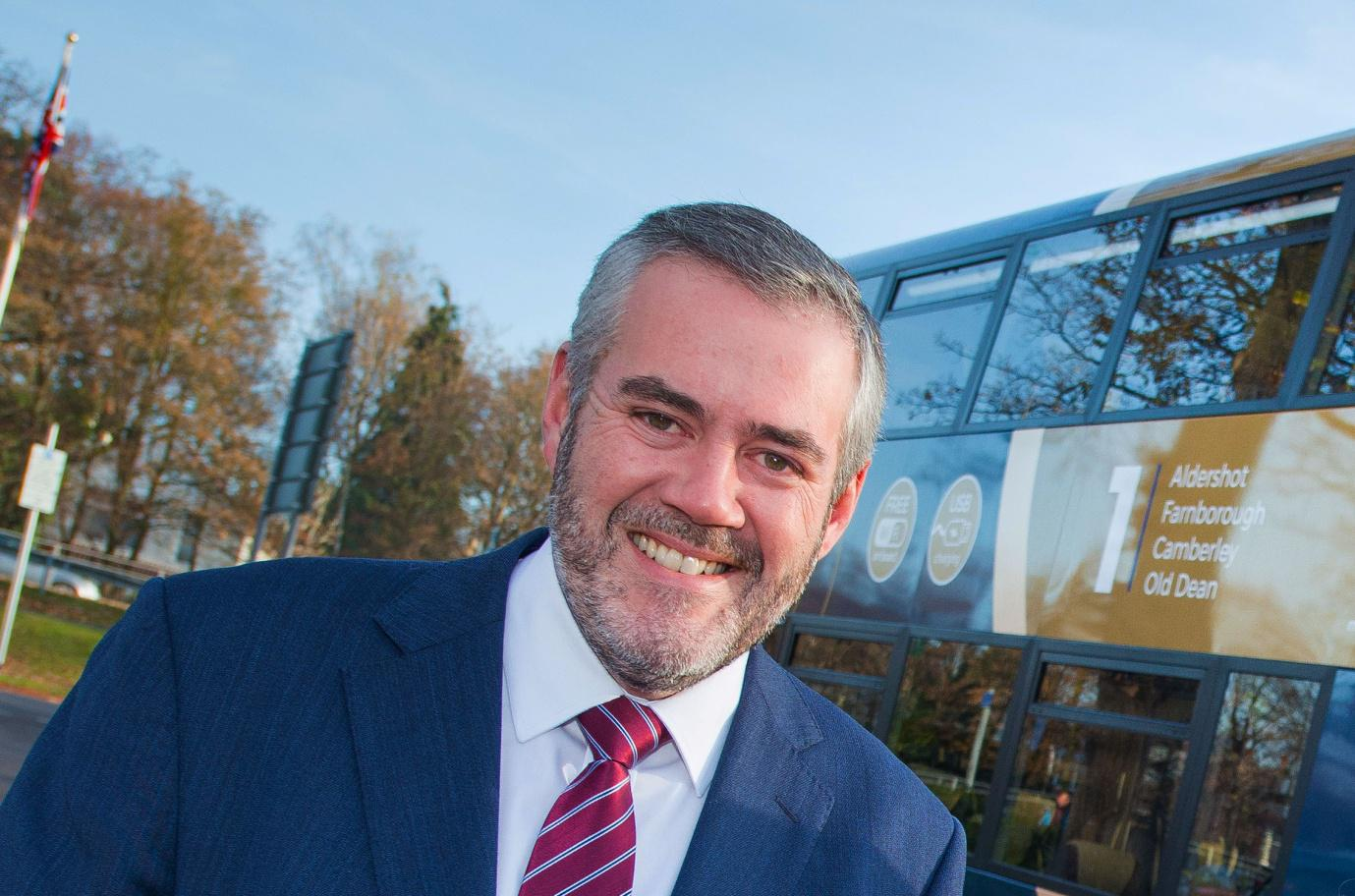 Edward Hodgson leaving Stagecoach after 30 years