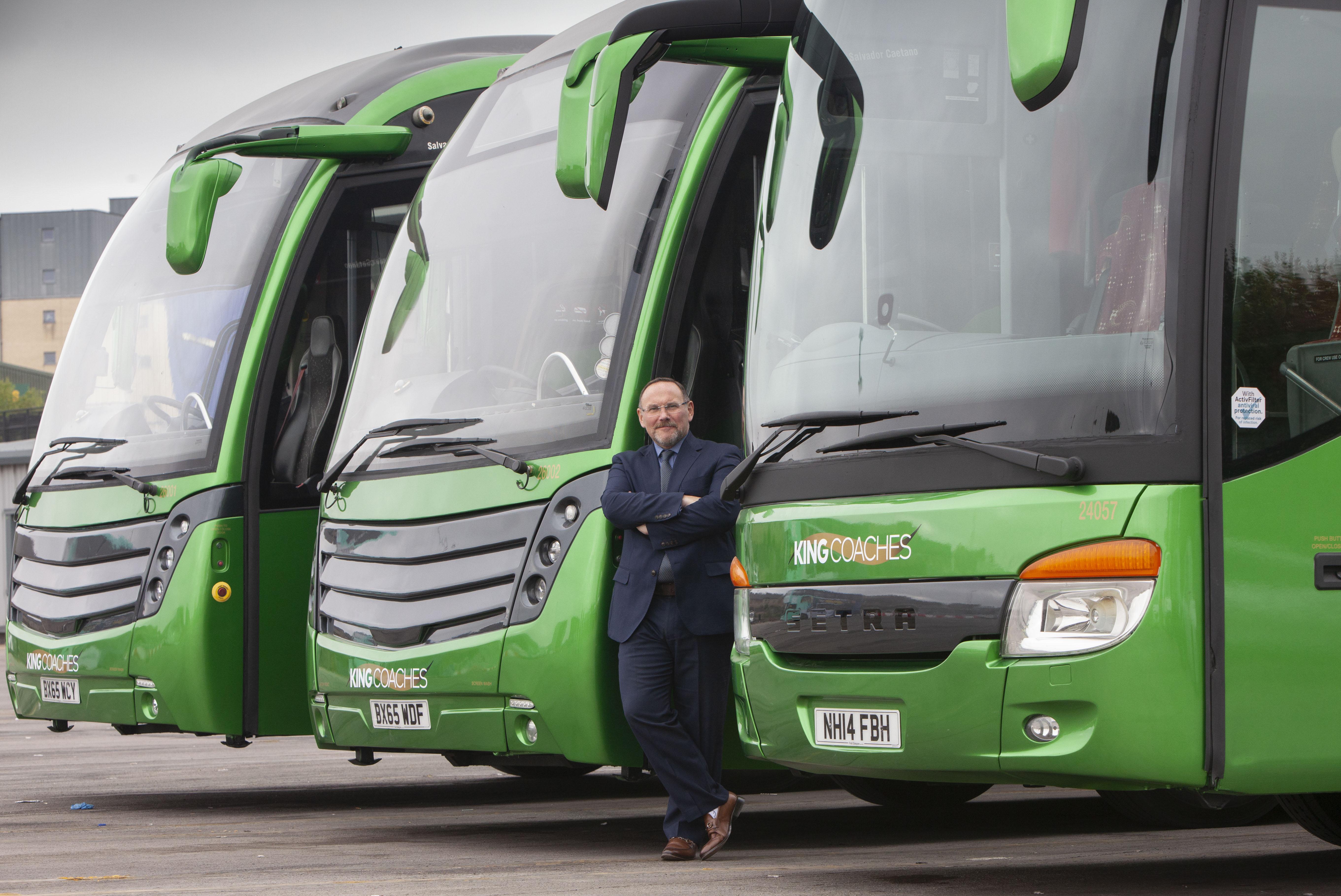 First starts new coaching brand in Aberdeen