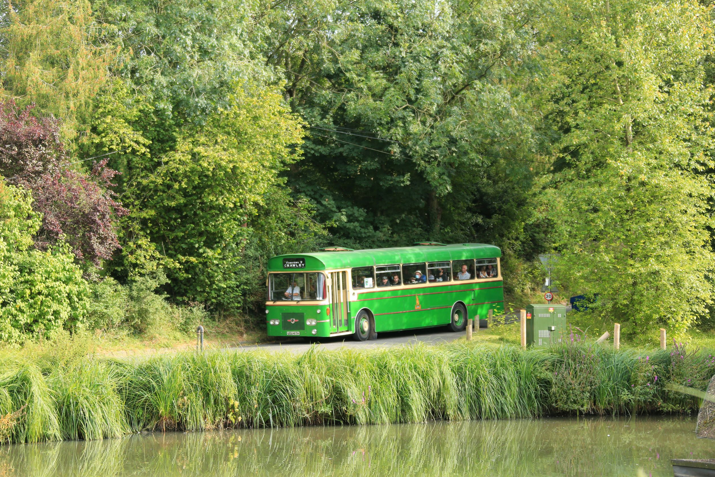 King Alfred running day returns