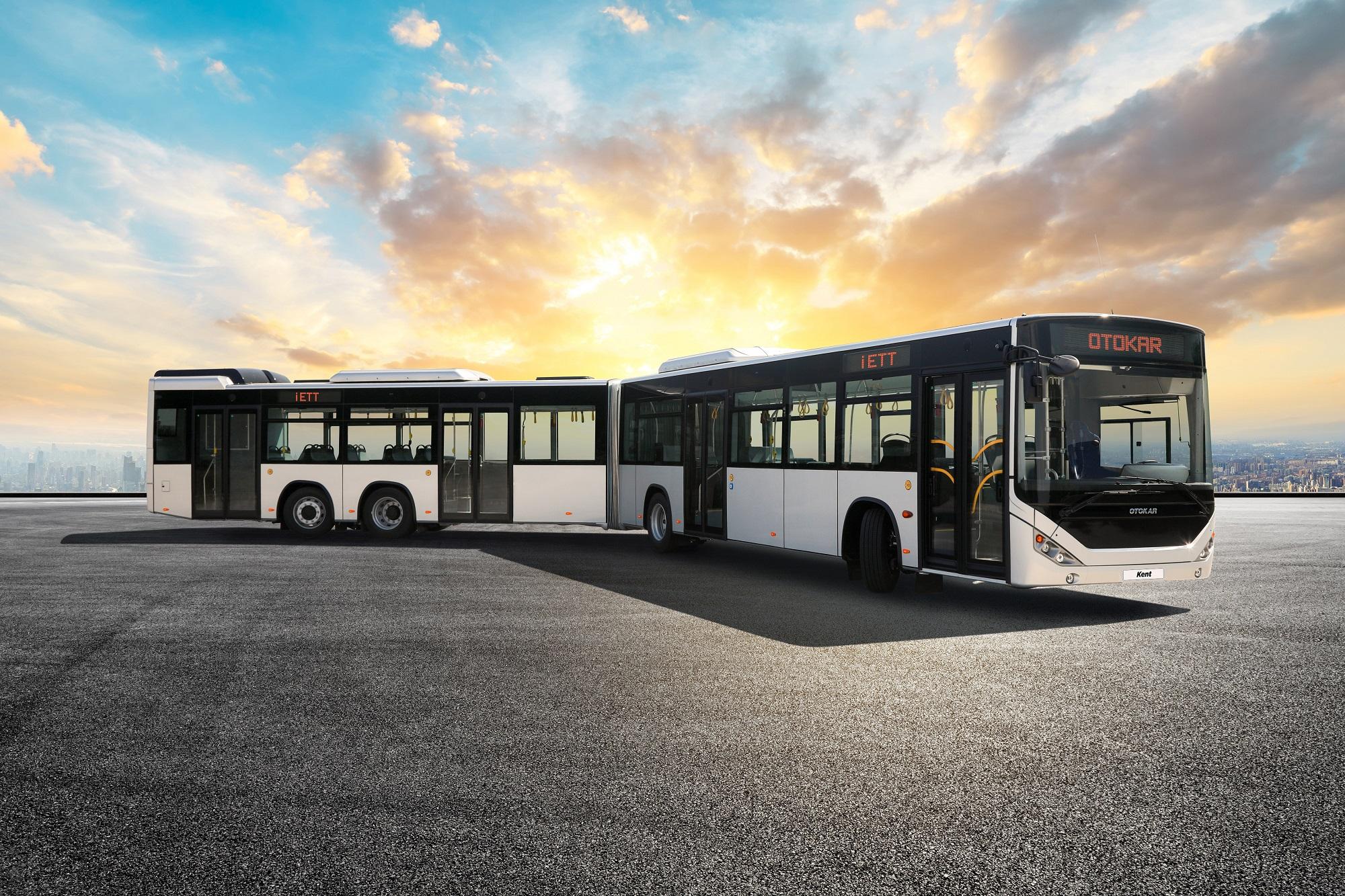 Istanbul orders 200-capacity Otokar buses