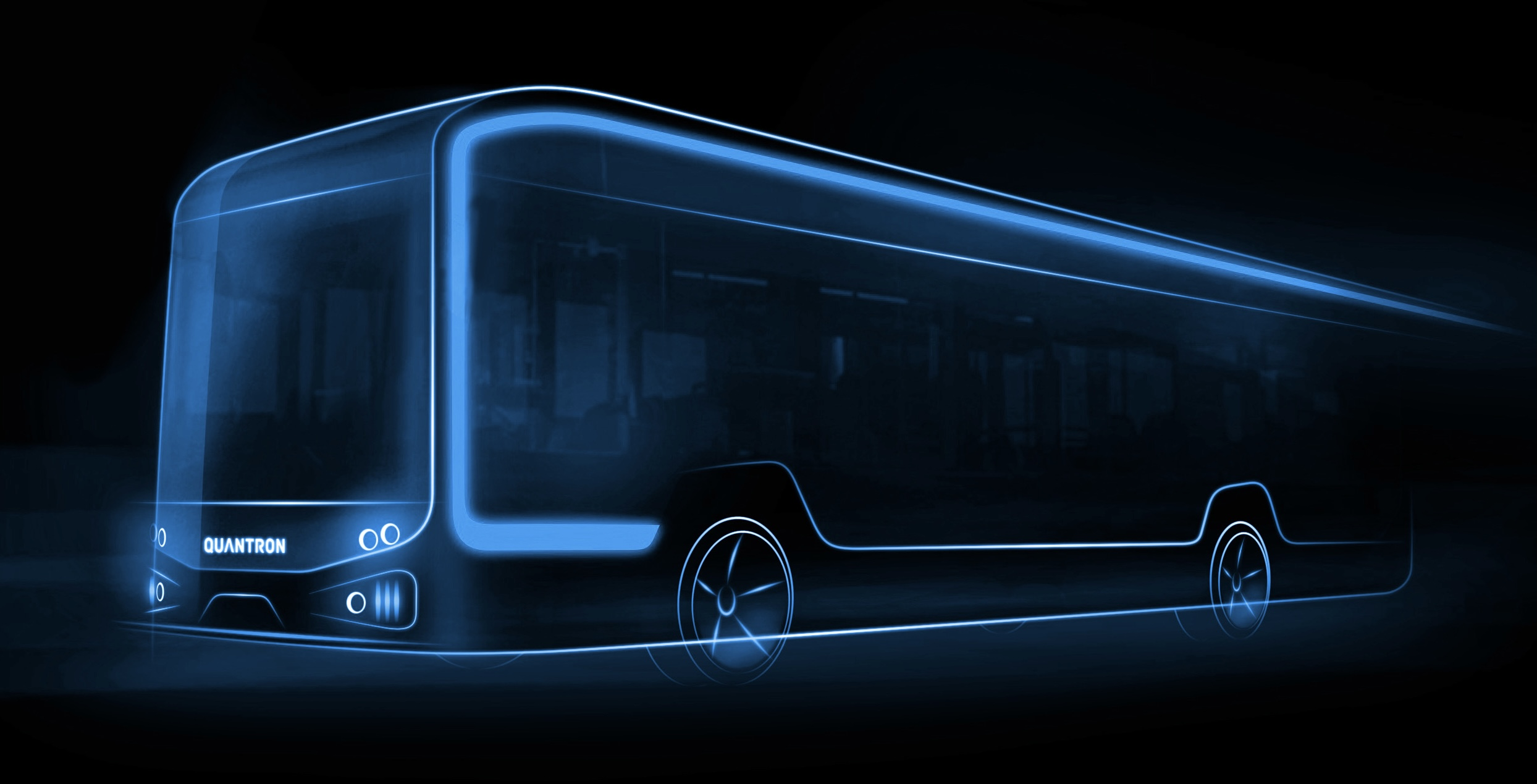 New electric bus to be available in UK