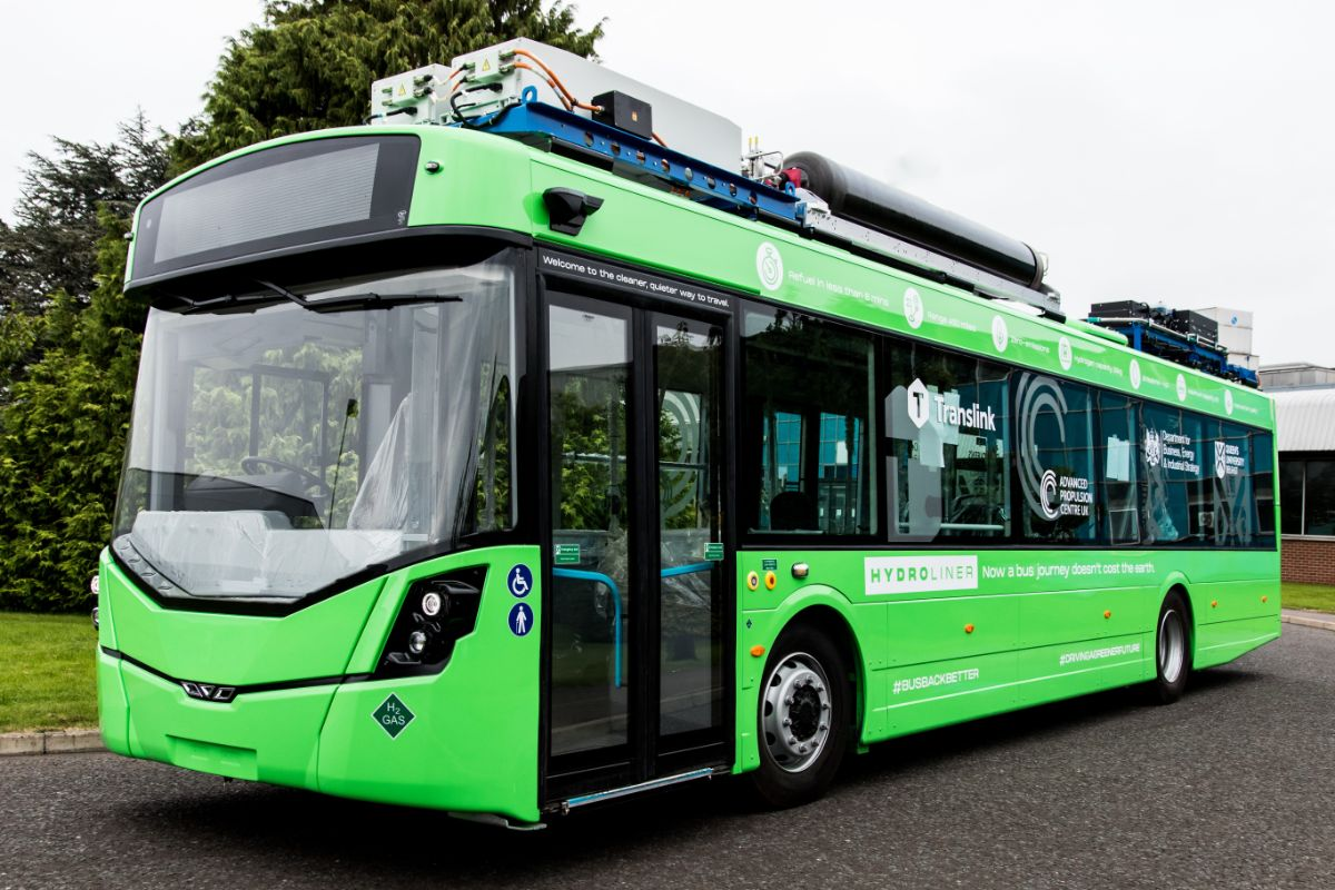 Wrightbus to unveil single-deck challengers
